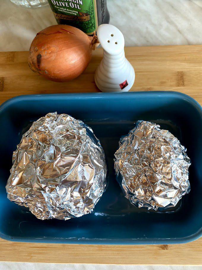 Фото рецепта - Салат из печеной свеклы - шаг 3
