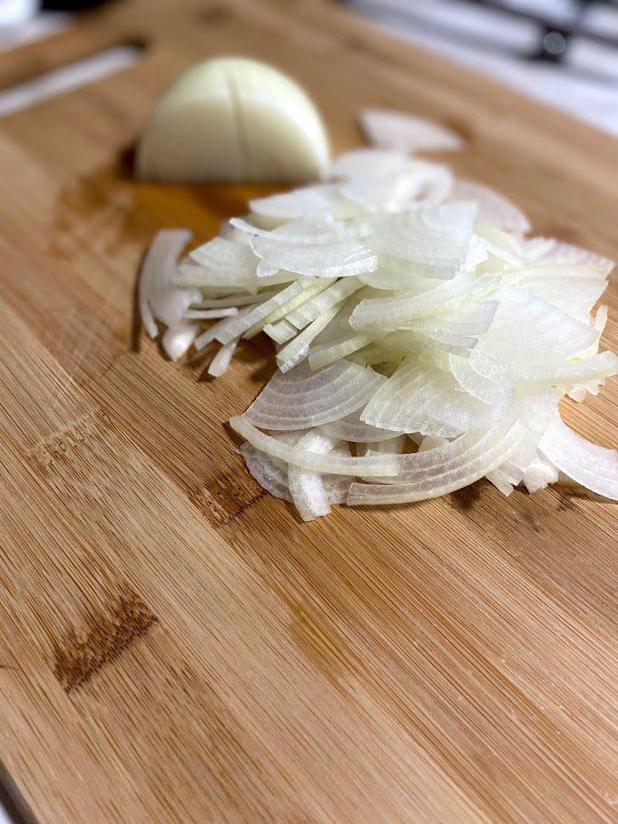 Фото рецепта - Салат из печеной свеклы - шаг 4