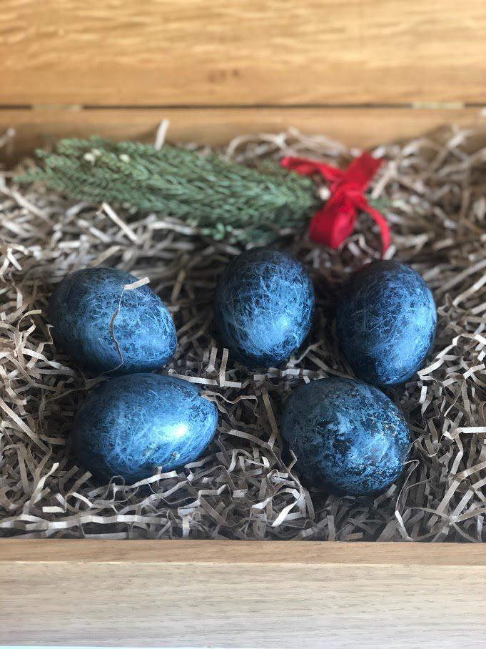 Фото рецепта - Красим яйца к Пасхе - шаг 5