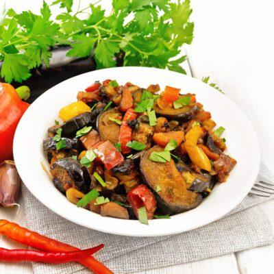 Рагу из овощей - рецепт с фото