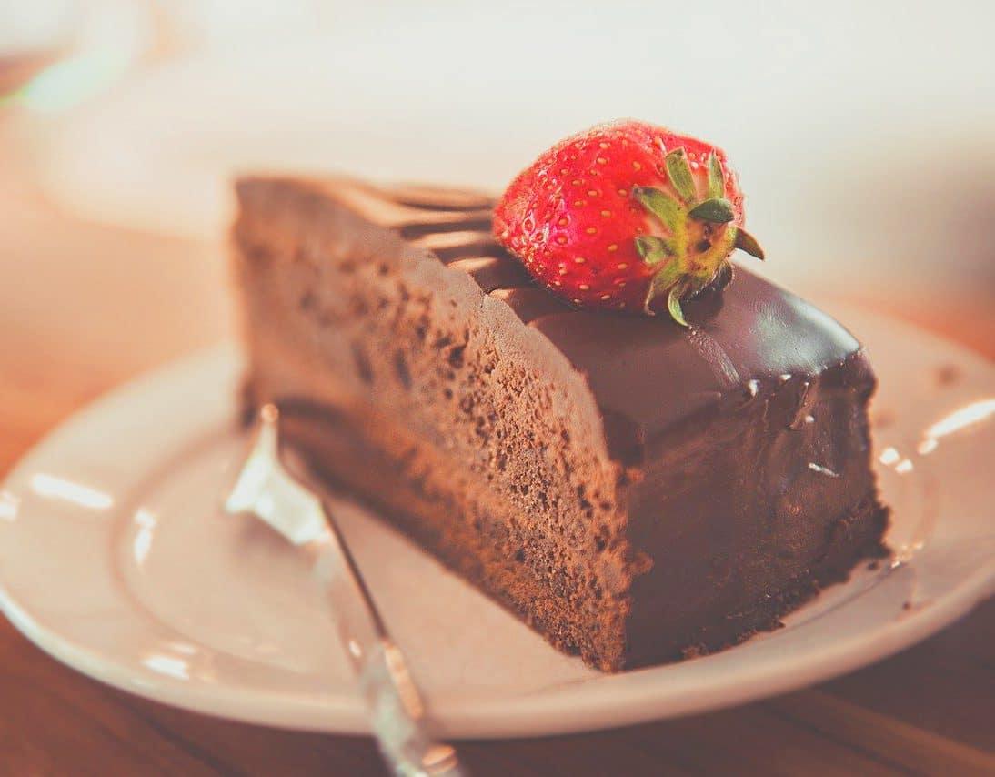 """Шоколадный торт а-ля """"Прага"""""""