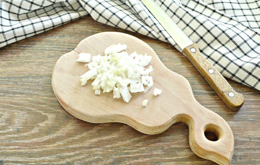 Фото рецепта - Макароны с беконом на сковороде - шаг 2