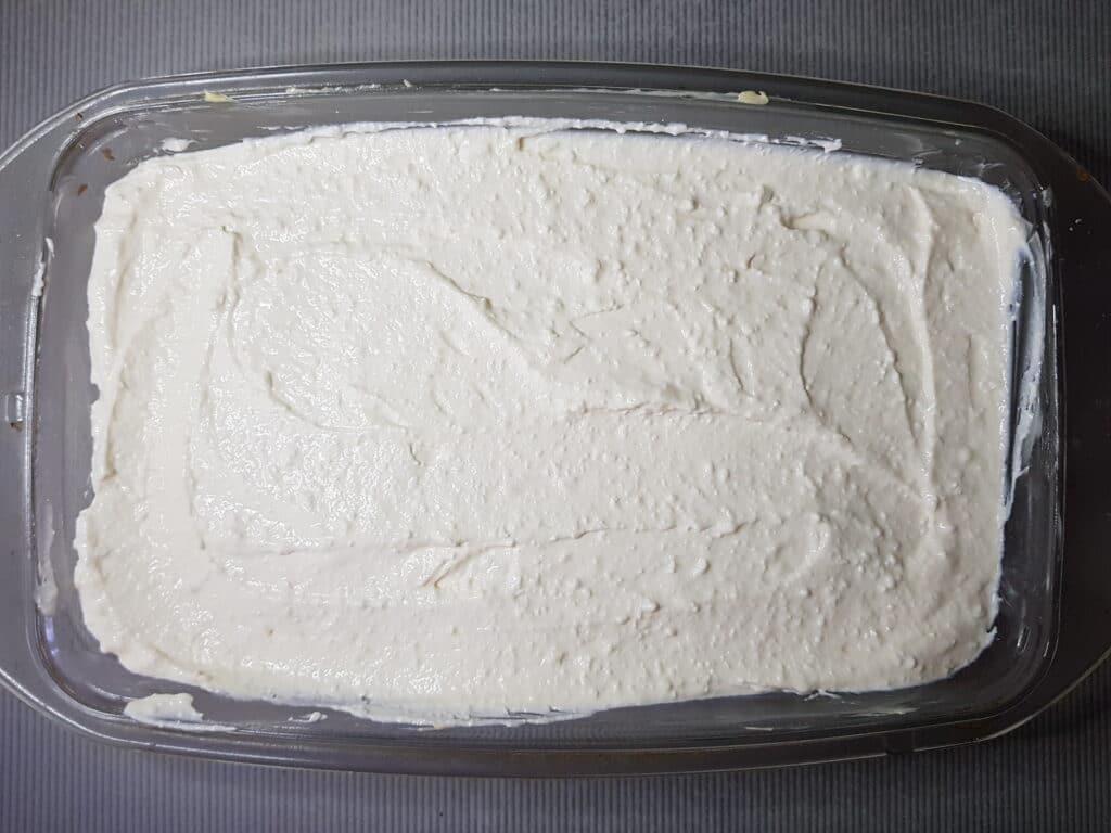 Фото рецепта - Творожная запеканка без муки - шаг 4