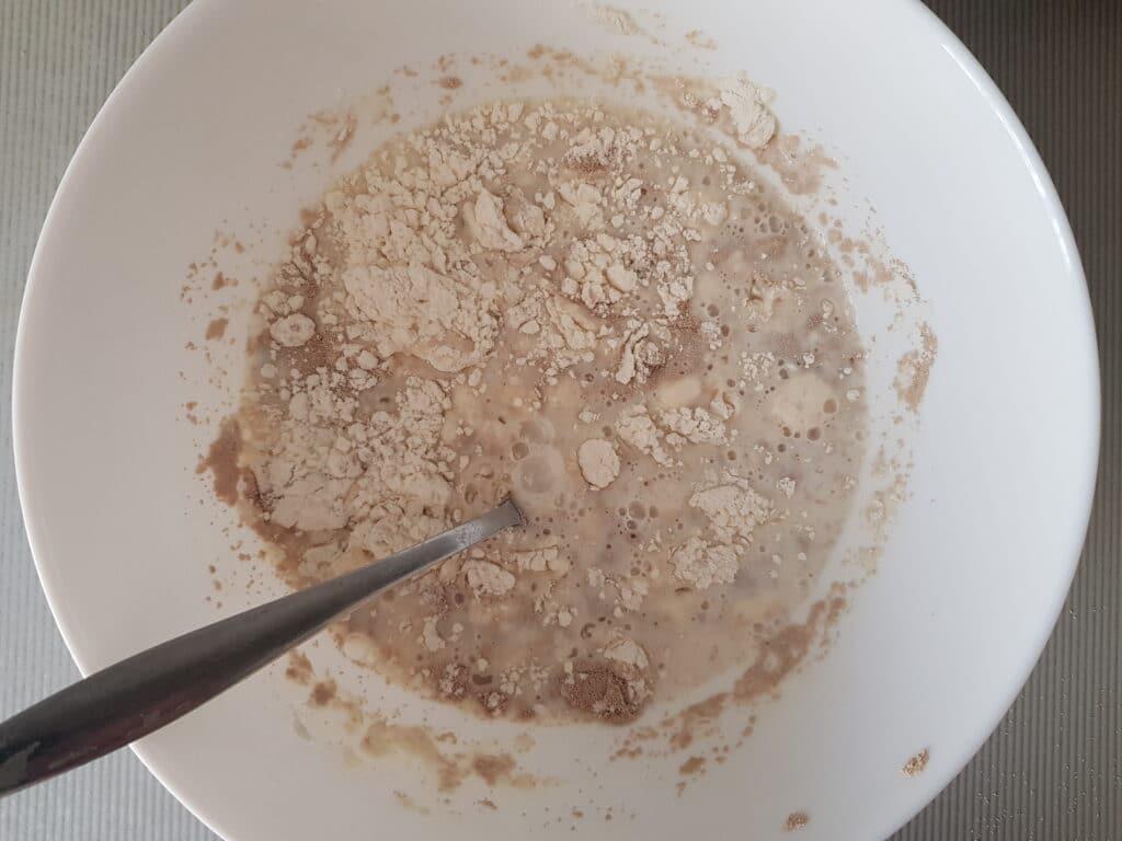 Фото рецепта - Классический пасхальный кулич на дрожжевом тесте - шаг 1
