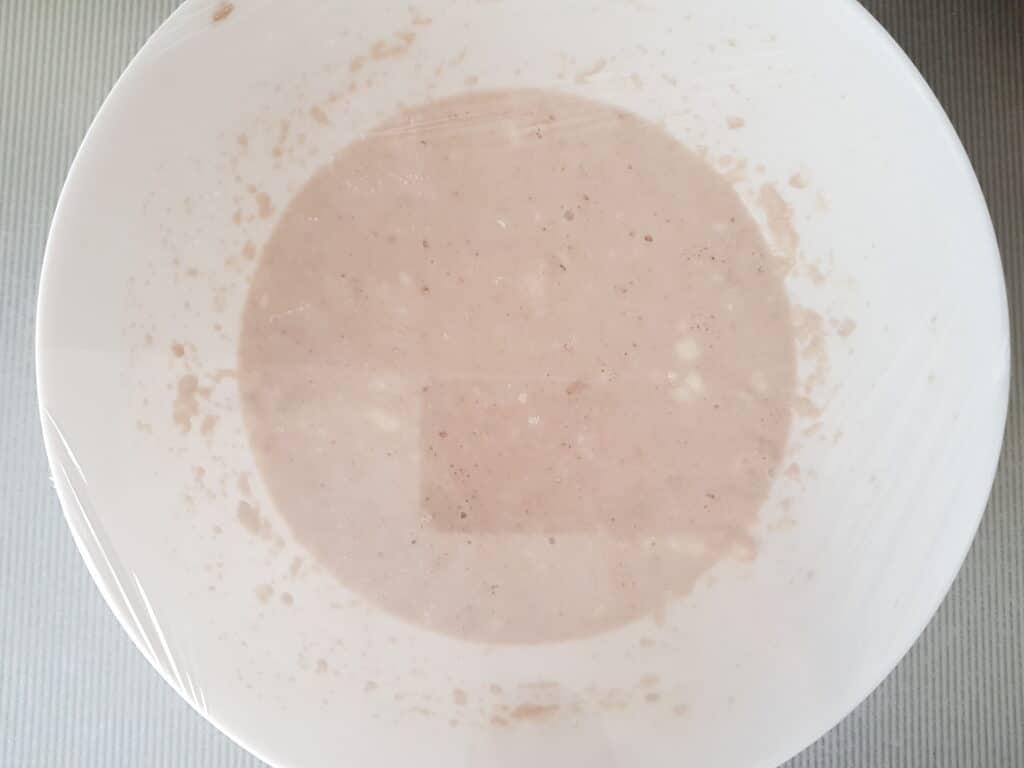 Фото рецепта - Классический пасхальный кулич на дрожжевом тесте - шаг 2