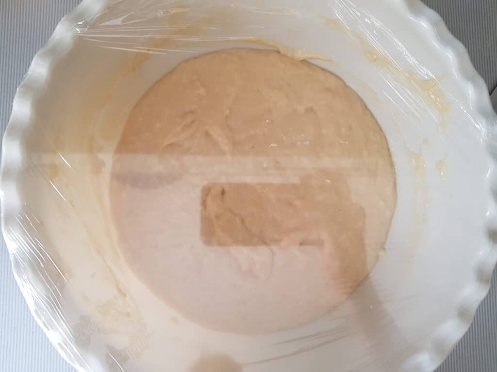 Фото рецепта - Классический пасхальный кулич на дрожжевом тесте - шаг 6