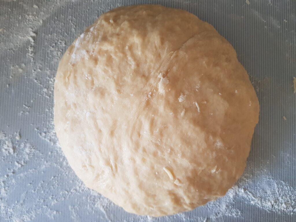 Фото рецепта - Классический пасхальный кулич на дрожжевом тесте - шаг 7