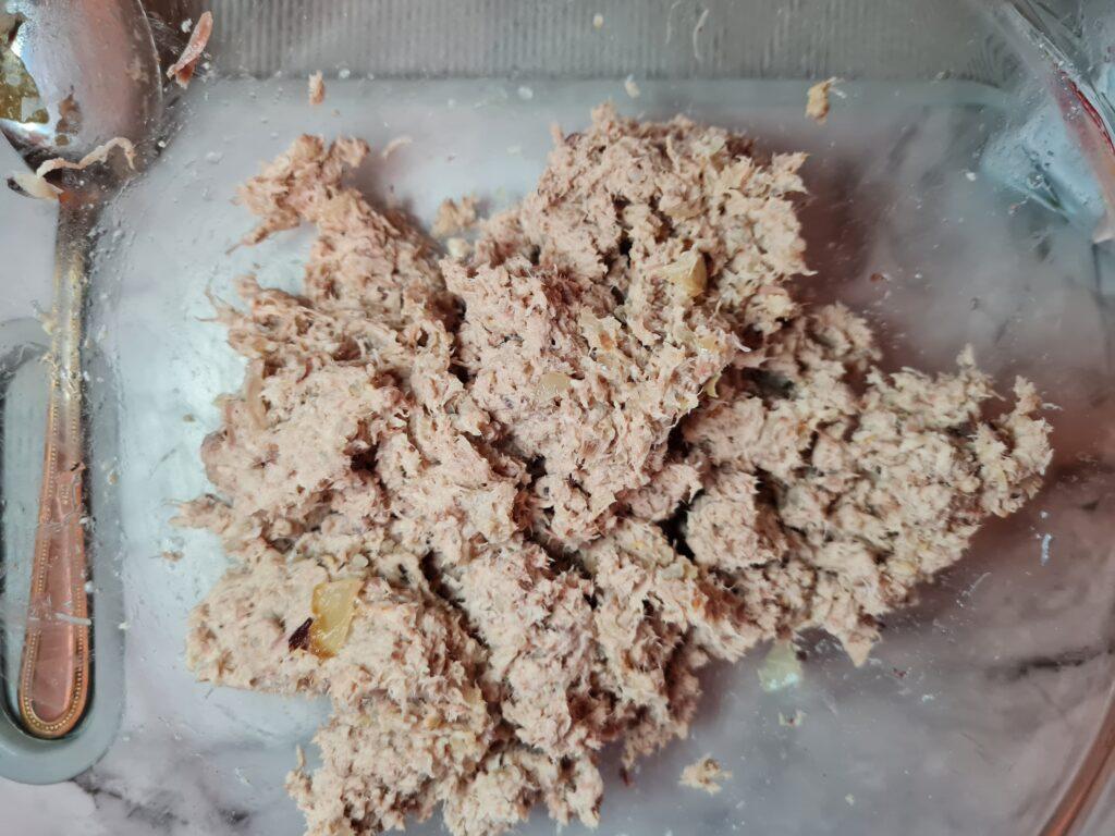 Фото рецепта - Куриный паштет к завтраку - шаг 4