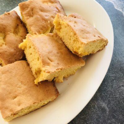 Кекс с апельсином в духовке - рецепт с фото