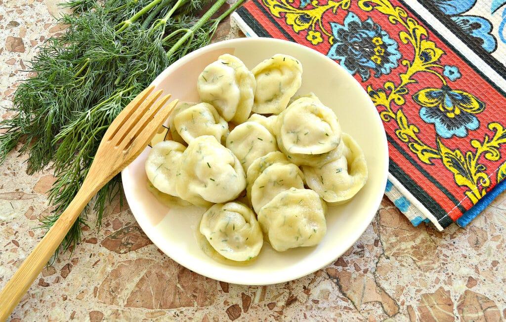 Фото рецепта - Пельмени по-алтайски - шаг 7