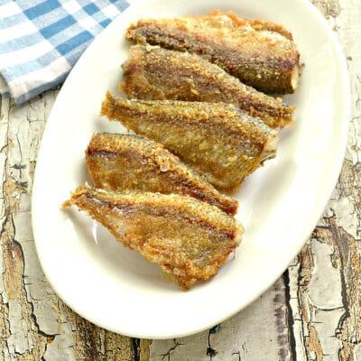Рыба, жаренная в панировке на сковороде - рецепт с фото