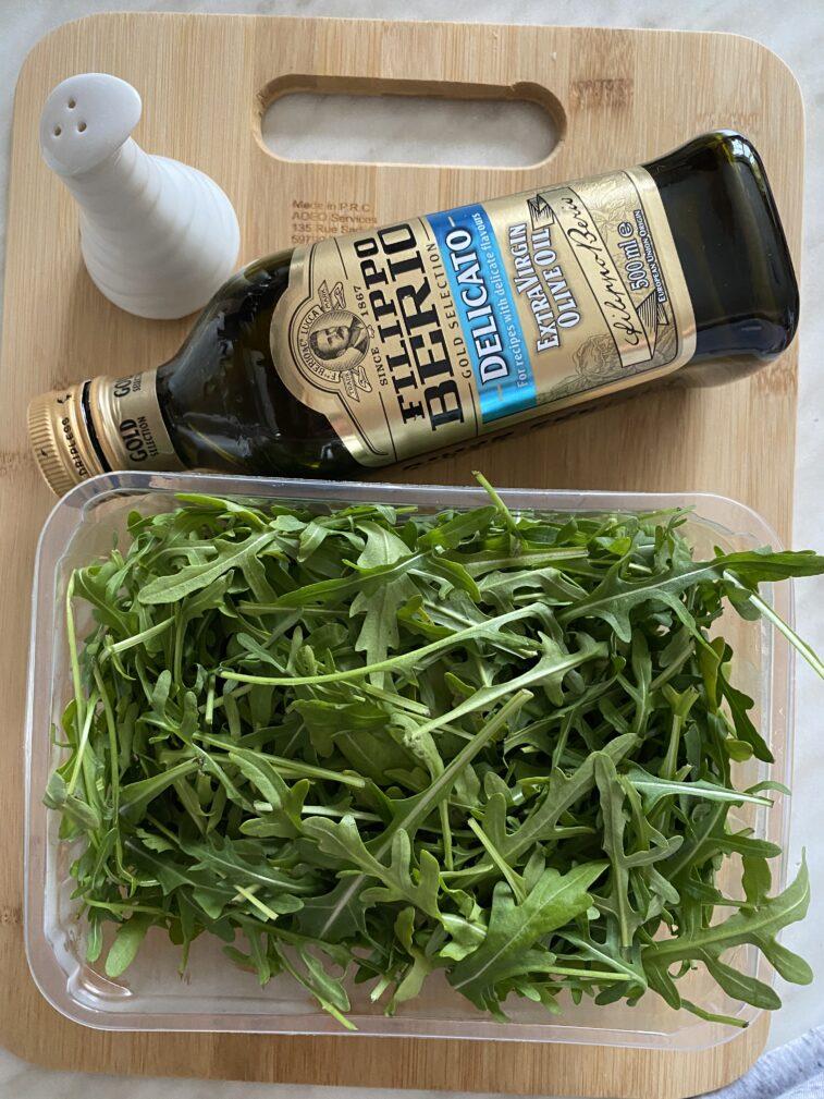 Фото рецепта - Соус песто в домашних условиях - шаг 1