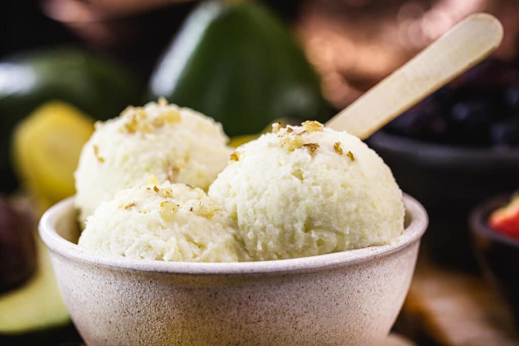 Фото рецепта - Банановое мороженое - шаг 4