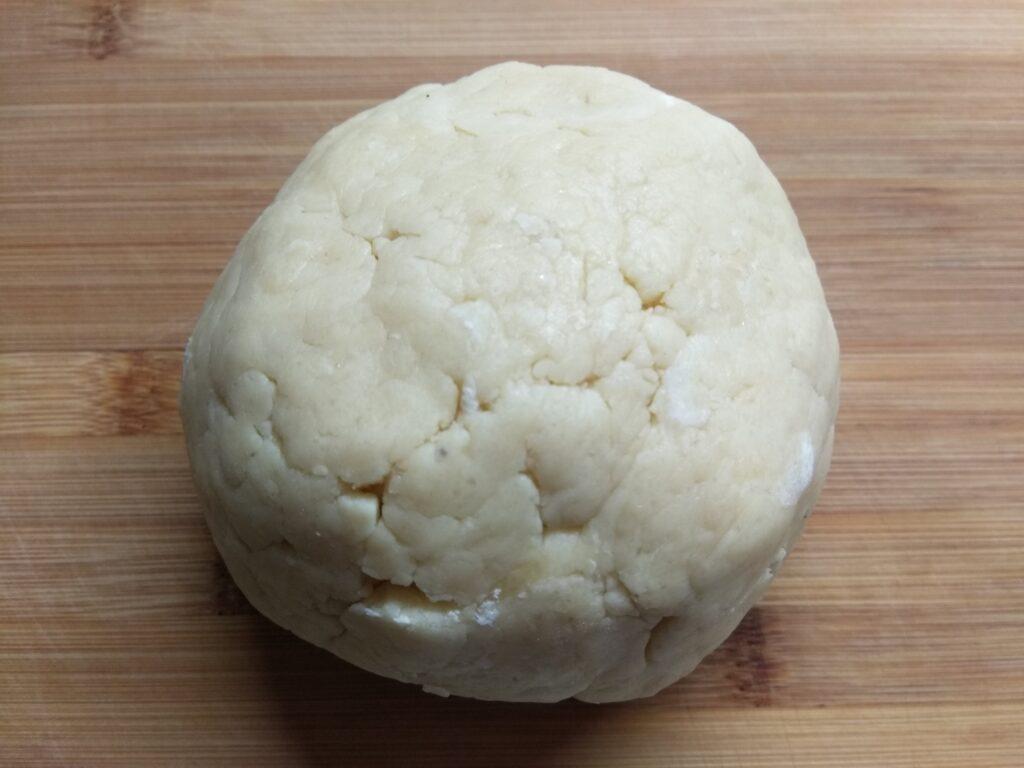 Фото рецепта - Тертый пирог с повидлом - шаг 1