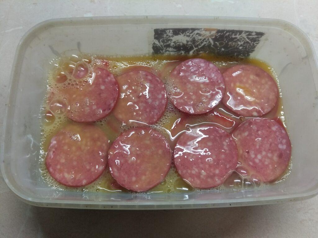 Фото рецепта - Быстрый завтрак из яиц в микроволновке - шаг 5