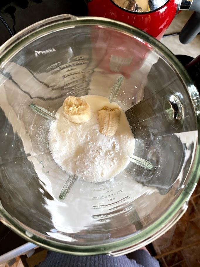 Фото рецепта - Овсяноблин - шаг 5