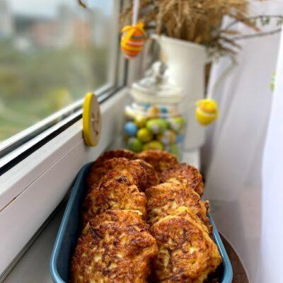 Картофельные котлеты с цукини - рецепт с фото