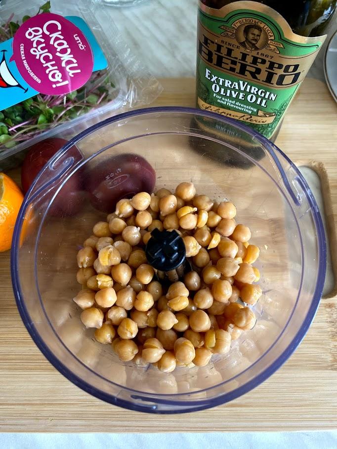 Фото рецепта - Полезный бутерброд к завтраку - шаг 2