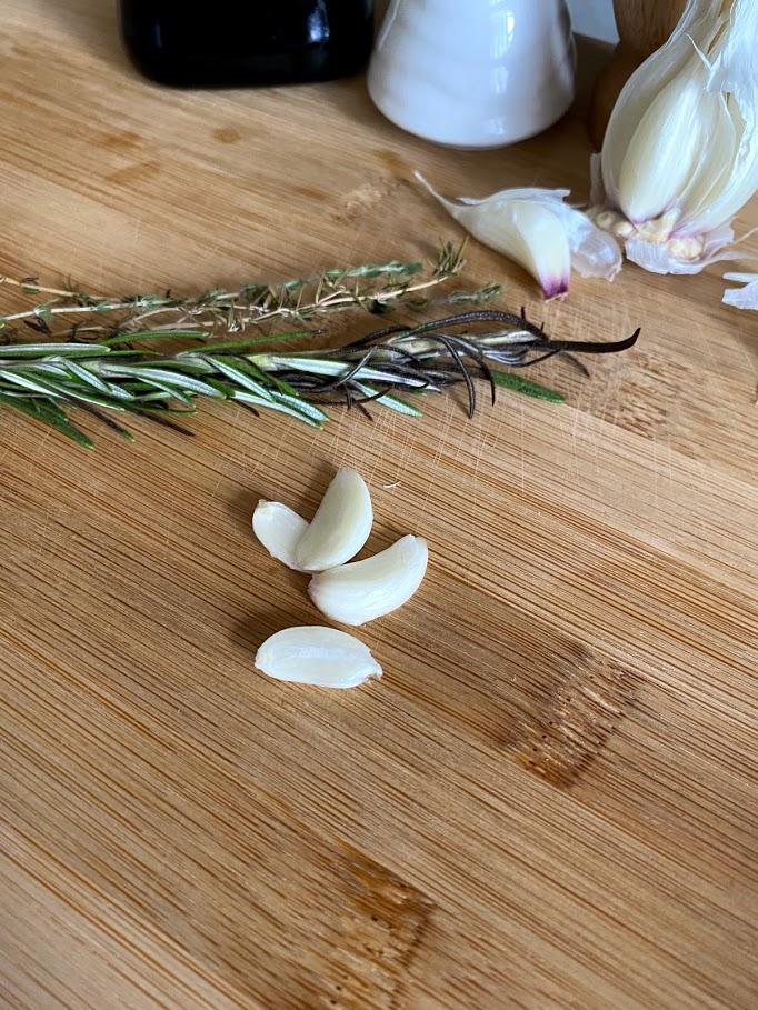 Фото рецепта - Крем-суп из цветной капусты и фасоли - шаг 5