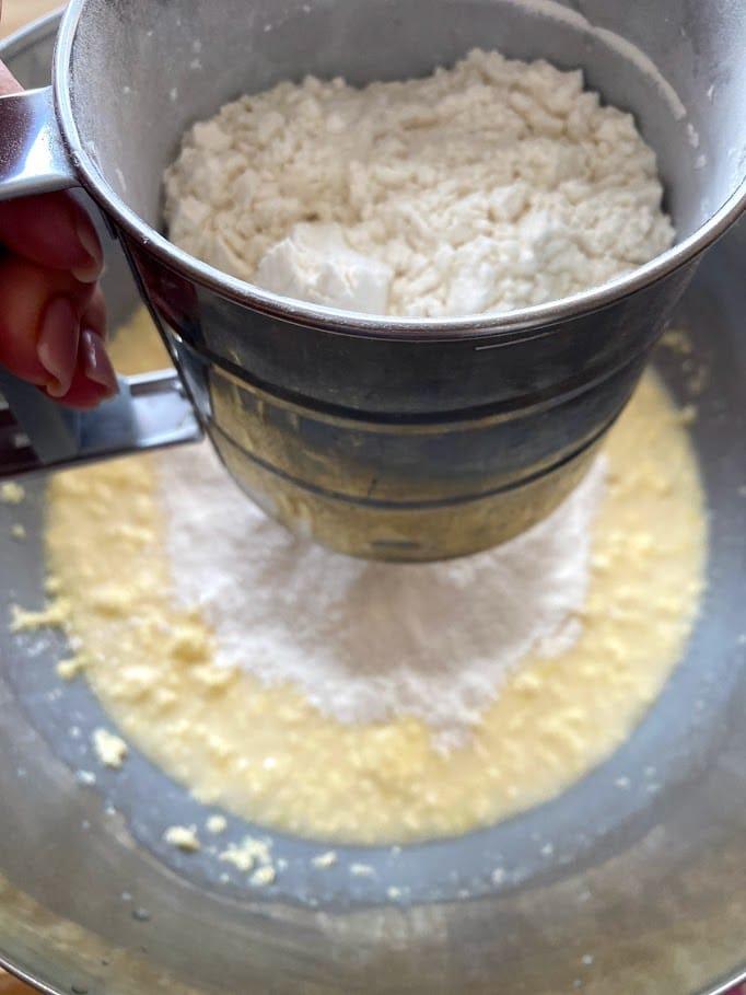 Фото рецепта - Сметанное печенье - шаг 6