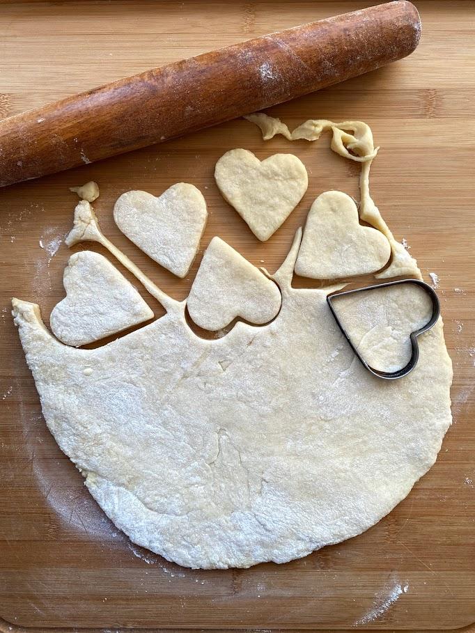 Фото рецепта - Сметанное печенье - шаг 9