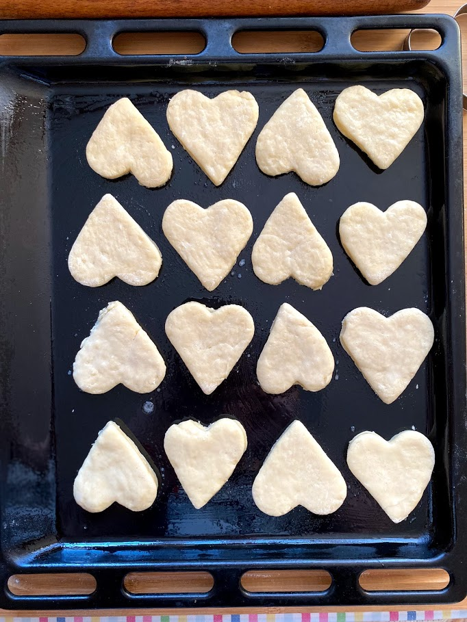 Фото рецепта - Сметанное печенье - шаг 10