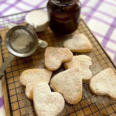 Сметанное печенье - рецепт с фото