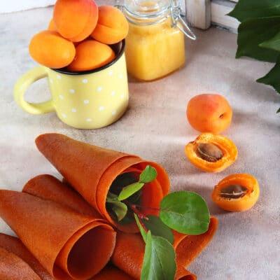 Пастила из абрикосов (десерт)