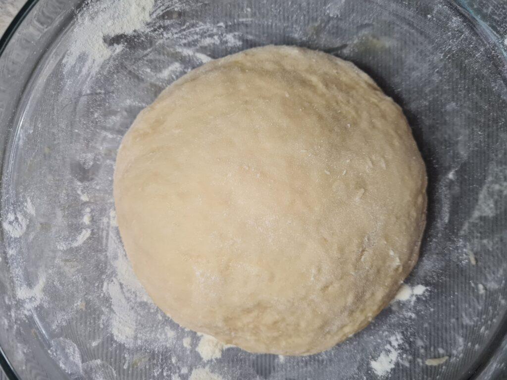 Фото рецепта - Ванильные булочки в духовке - шаг 4