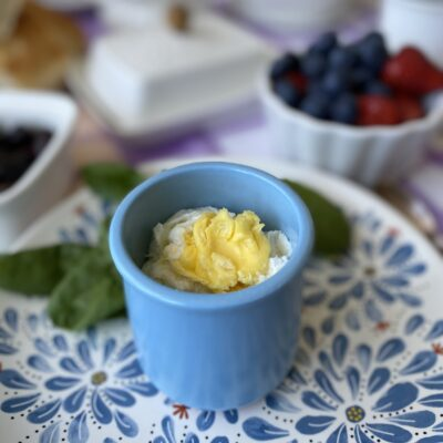 Яичница Орсини - рецепт с фото