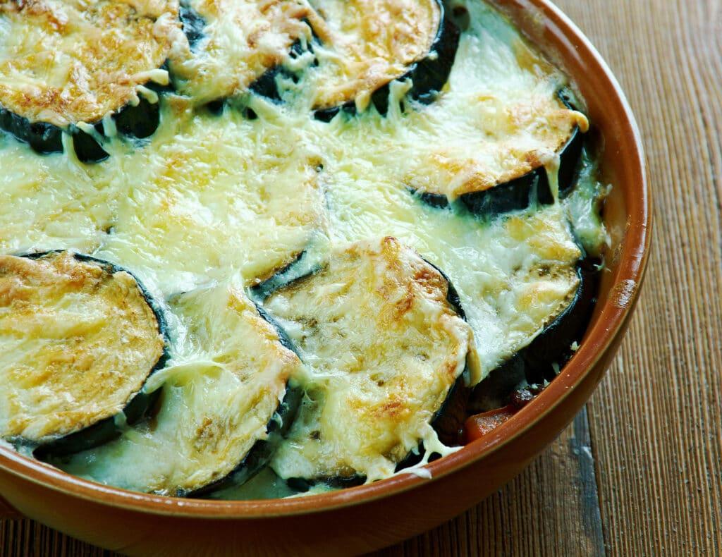 Фото рецепта - Греческая овощная мусака с чечевицей - шаг 6
