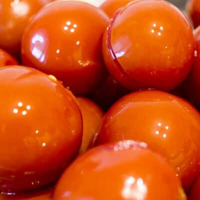 Консервированные душистые помидоры - рецепт с фото