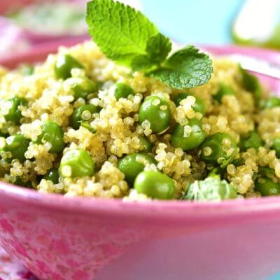 Пшенная каша с зеленым горошком - рецепт с фото