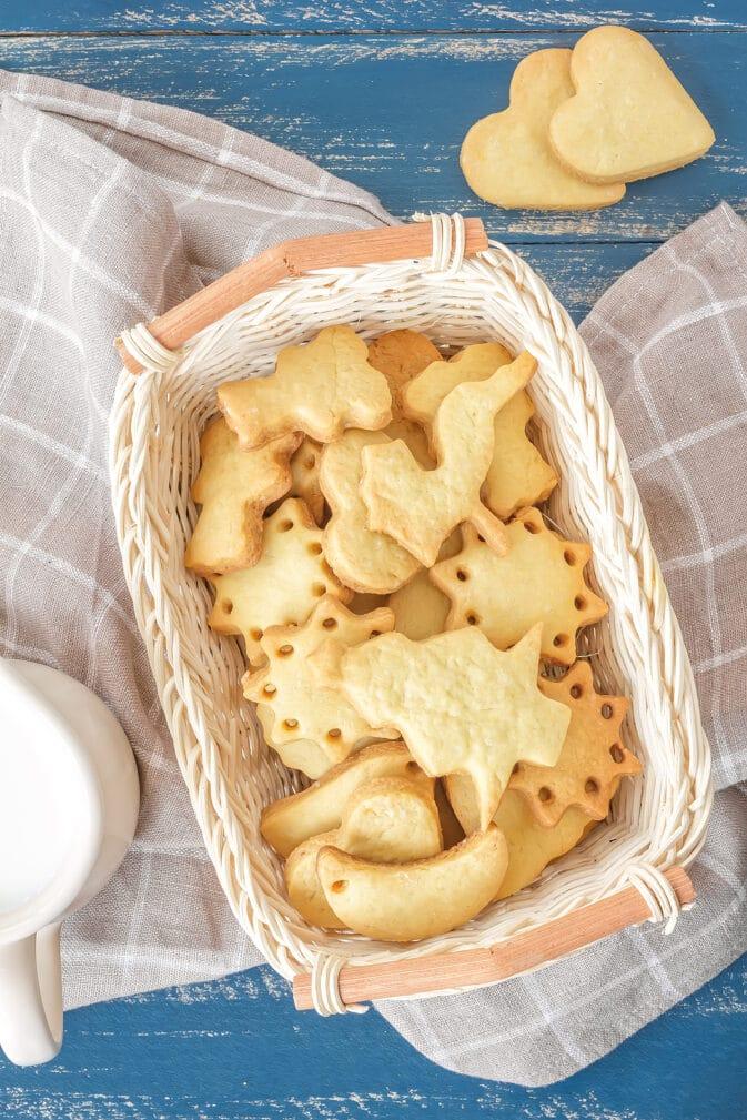 Фото рецепта - Домашнее песочное печенье - шаг 13