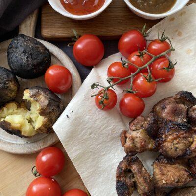 Маринад для шашлыка из свинины - рецепт с фото