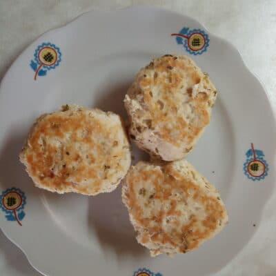 Котлеты из куриного фарша и овсянки - рецепт с фото