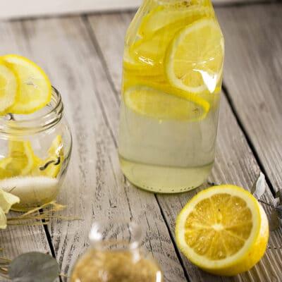 Лимонад - рецепт с фото