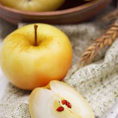 Моченые яблоки - рецепт с фото