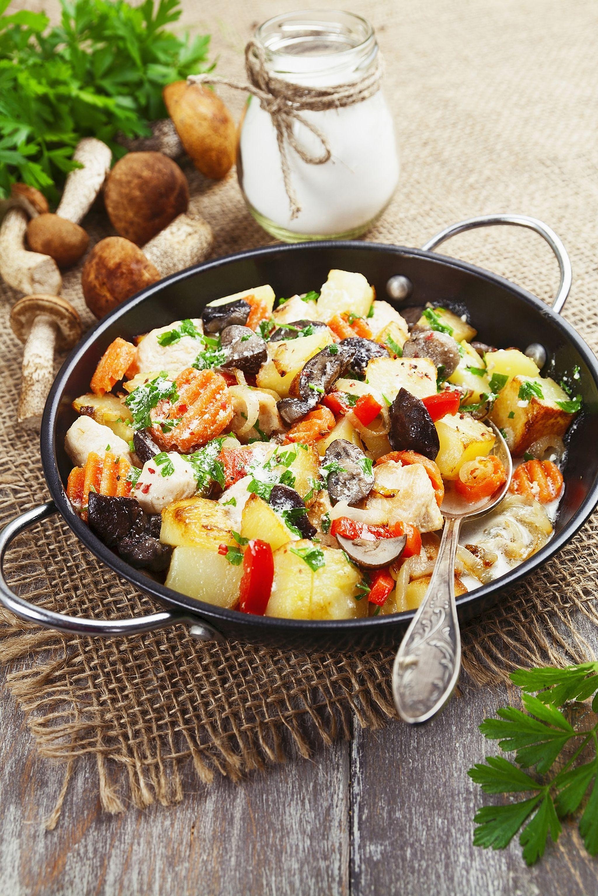 <span>Блюда из грибов</span>