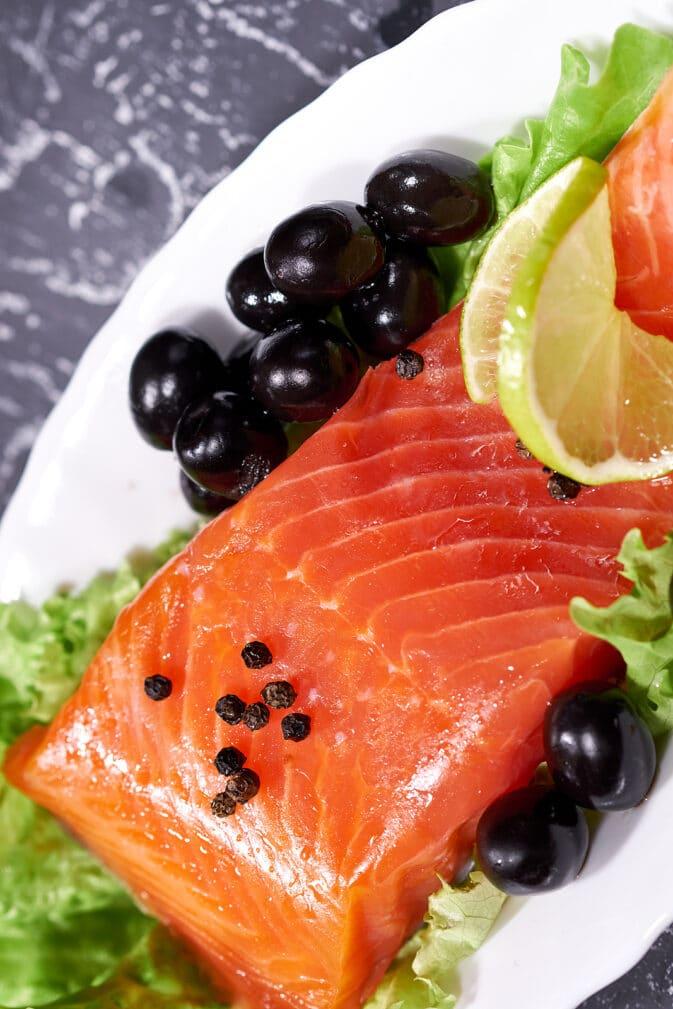 Фото рецепта - Посол красной рыбы в домашних условиях - шаг 9