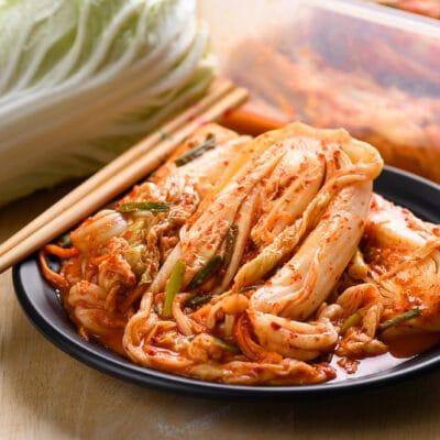 Рецепт капусты кимчи