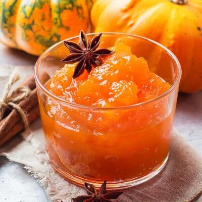 Варенье из тыквы - рецепт с фото