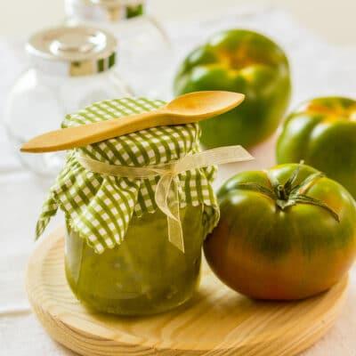 Варенье из зеленых помидоров - рецепт с фото