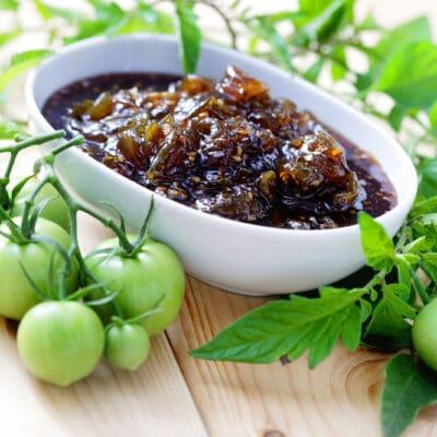 Варенье из зеленых помидоров