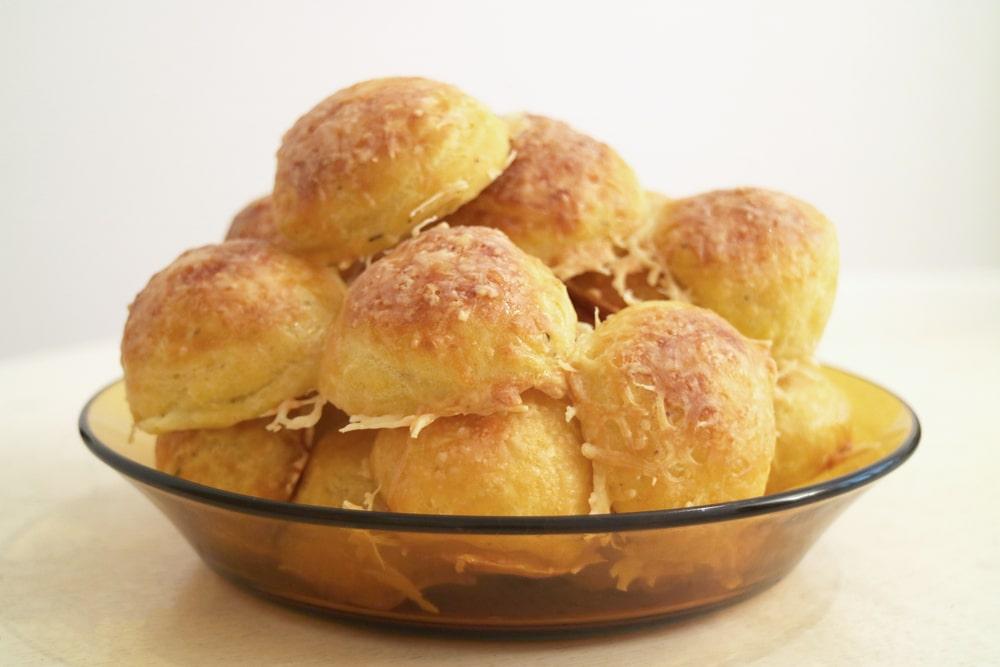 Гужеры — сырные булочки