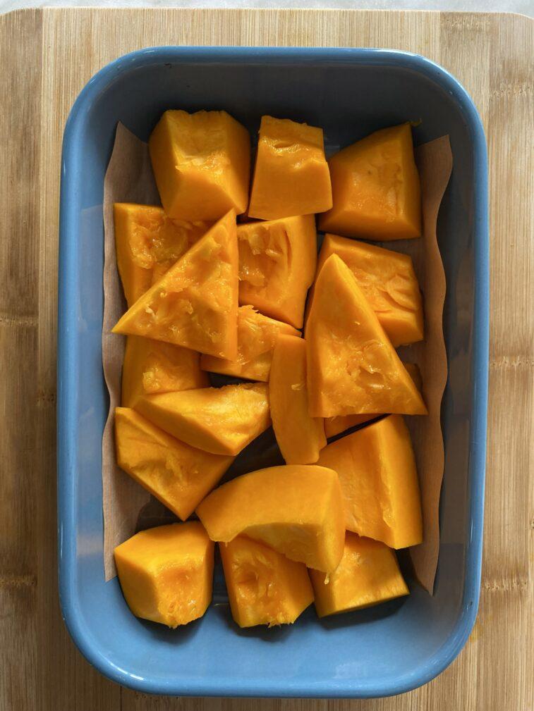 Фото рецепта - Закуска из тыквы - шаг 4