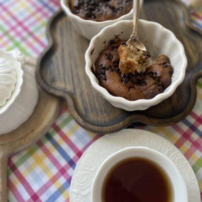 Десерт из овсянки в духовке - рецепт с фото