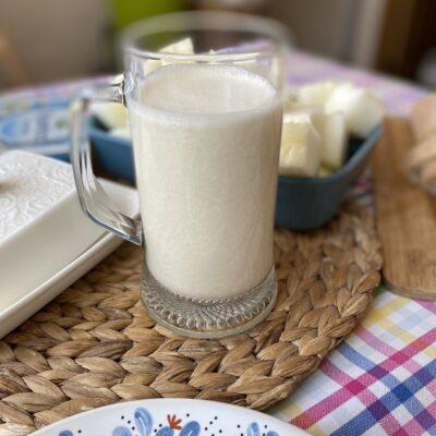 Дынное молоко - рецепт с фото