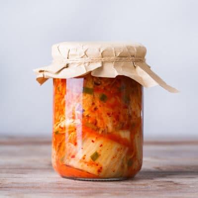 Кимчи — острая корейская капуста (заготовка на зиму) - рецепт с фото
