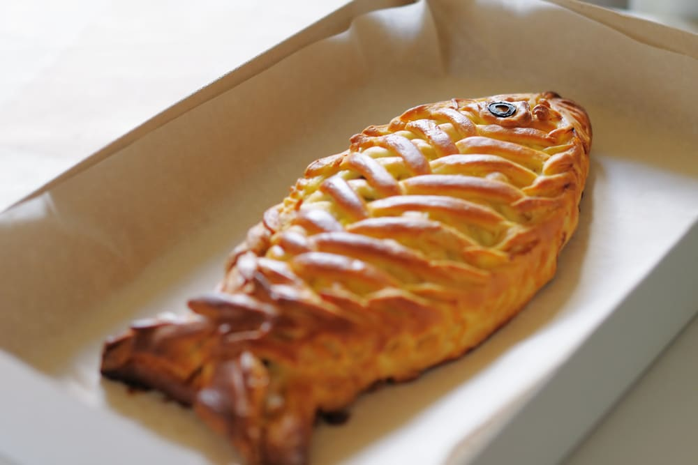 Фото рецепта - Рыбный пирог (кулебяка) - шаг 5